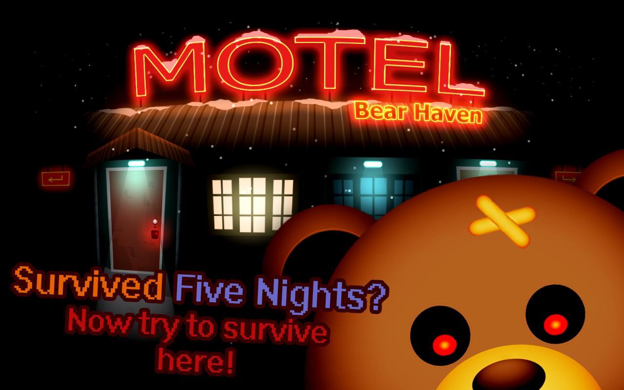Bear Haven Nights Horror Survival 1.51 Screenshot 1