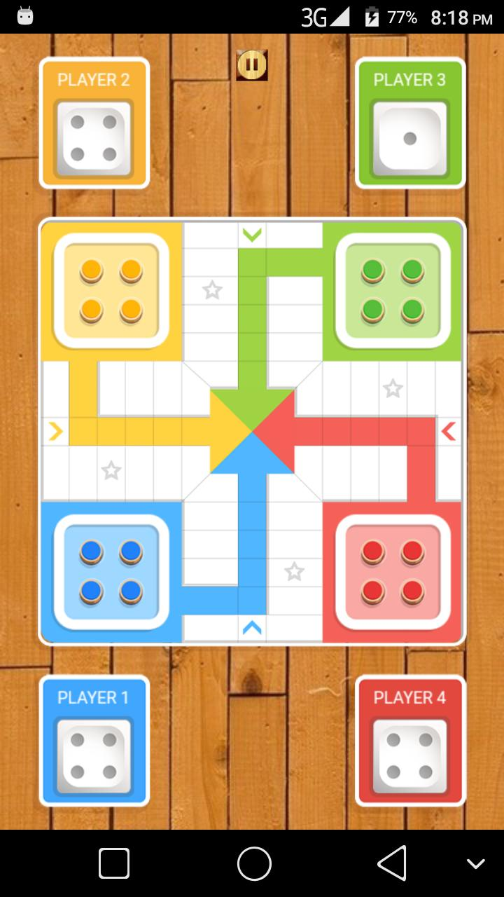Ludo Offline Multiplayer AI 1.1.2 Screenshot 2