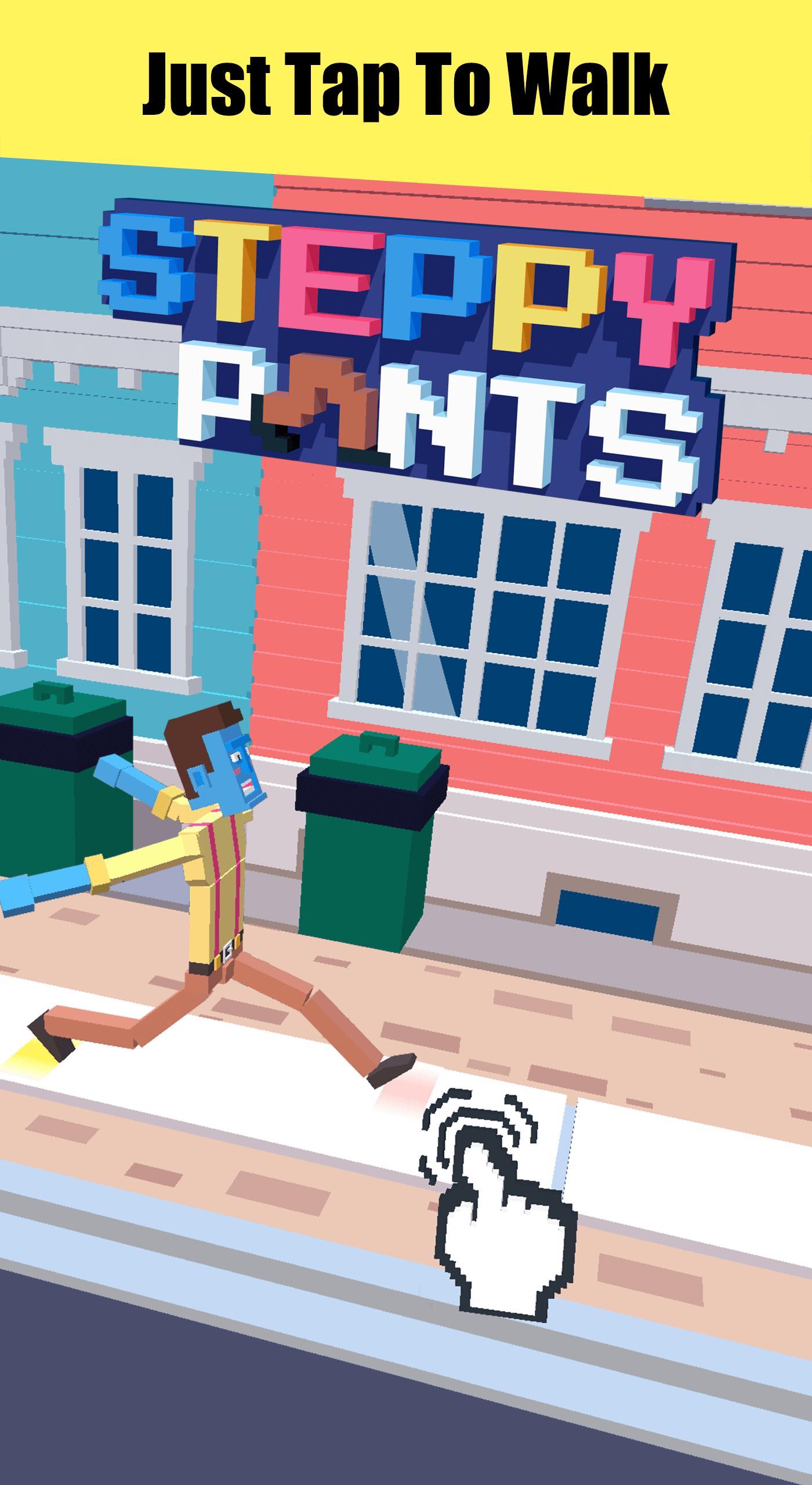 Steppy Pants 2.7.3 Screenshot 1