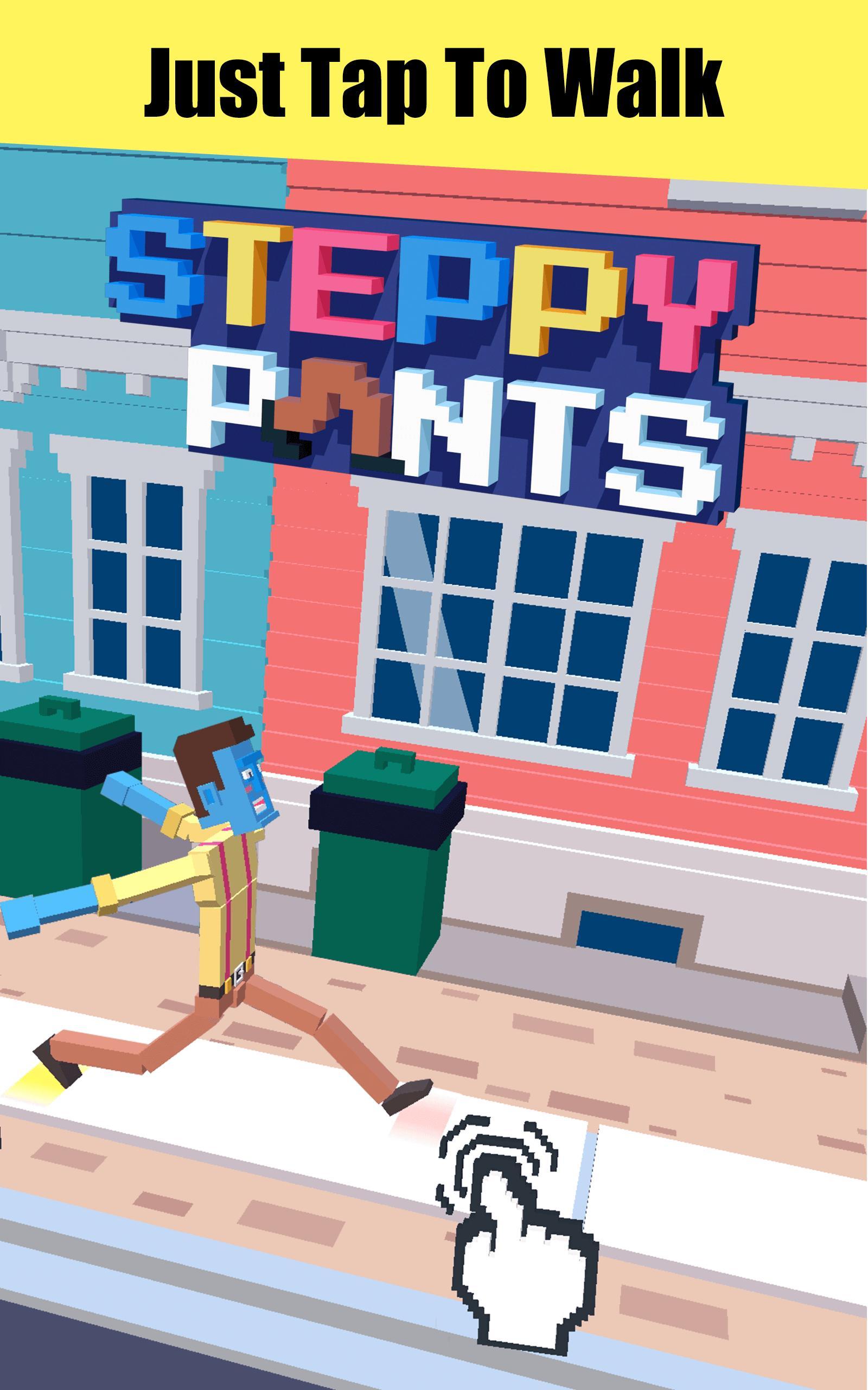 Steppy Pants 2.7.3 Screenshot 7