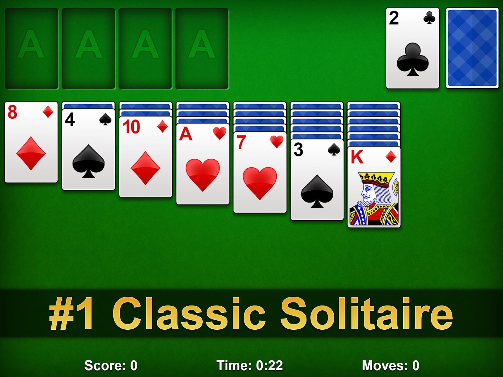 Solitaire 1.3.9 Screenshot 6