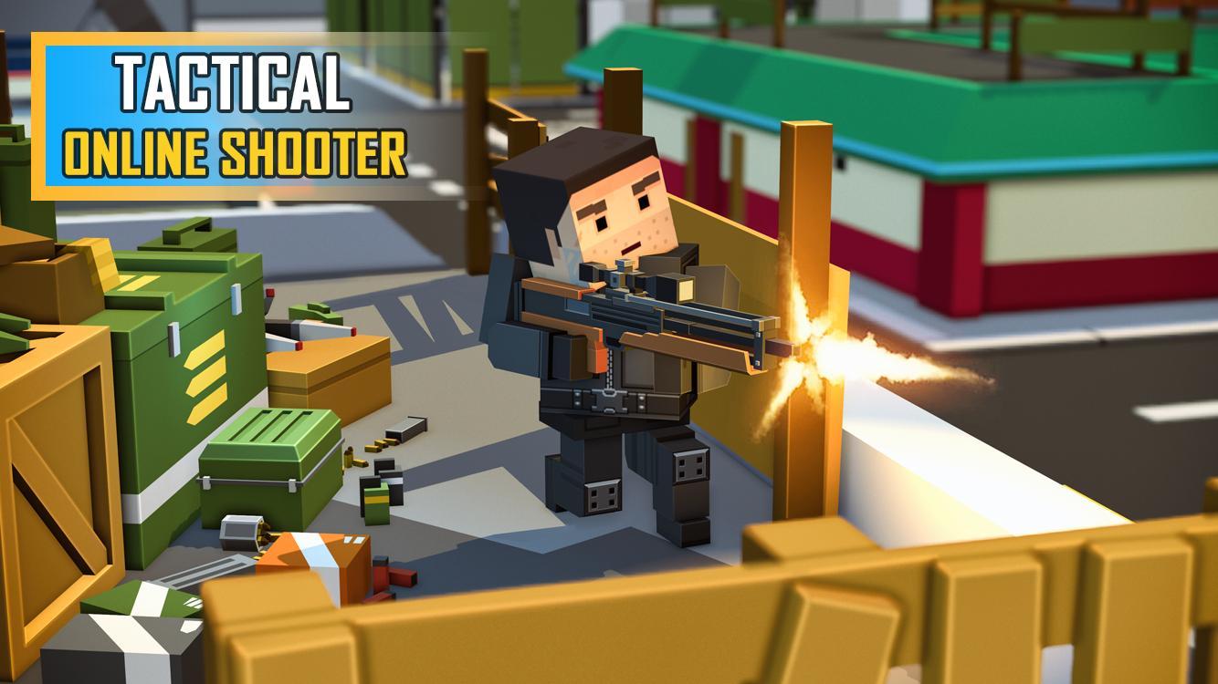 Pixel Grand Battle 3D 1.7.0 Screenshot 1