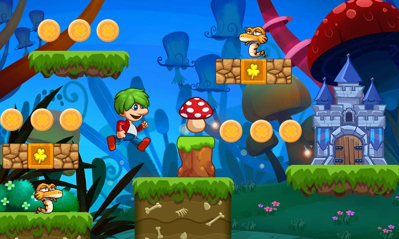 Victo's World - jungle adventure - super world 1.8.4 Screenshot 1