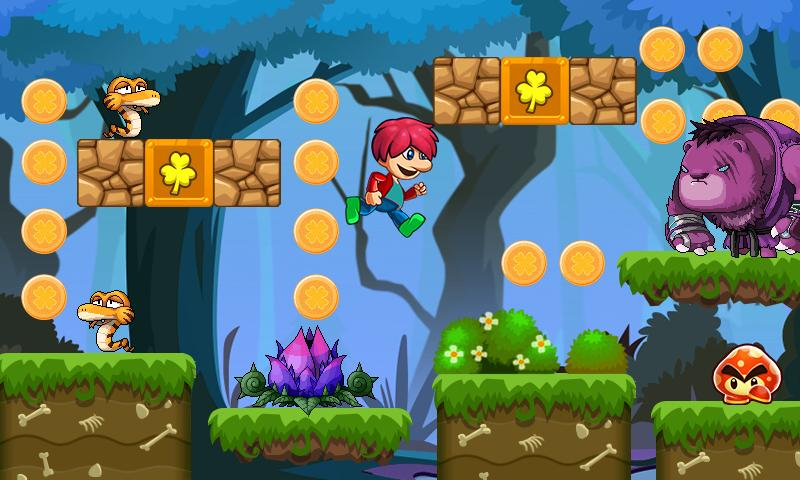 Victo's World - jungle adventure - super world 1.8.4 Screenshot 10