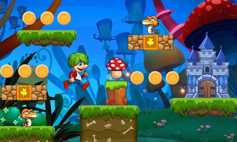 Victo's World - jungle adventure - super world 1.8.4 Screenshot 11