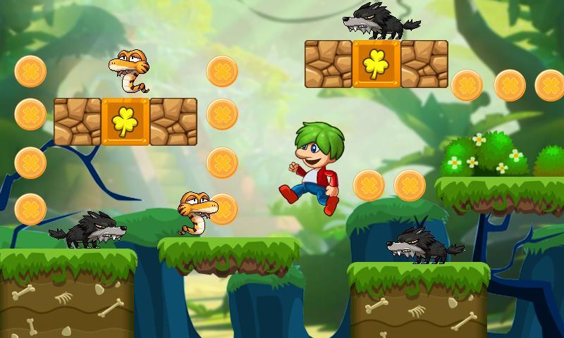 Victo's World - jungle adventure - super world 1.8.4 Screenshot 14