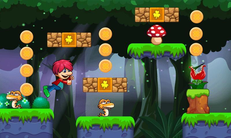 Victo's World - jungle adventure - super world 1.8.4 Screenshot 2