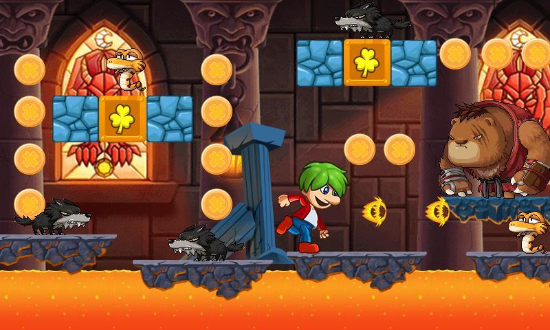 Victo's World - jungle adventure - super world 1.8.4 Screenshot 8
