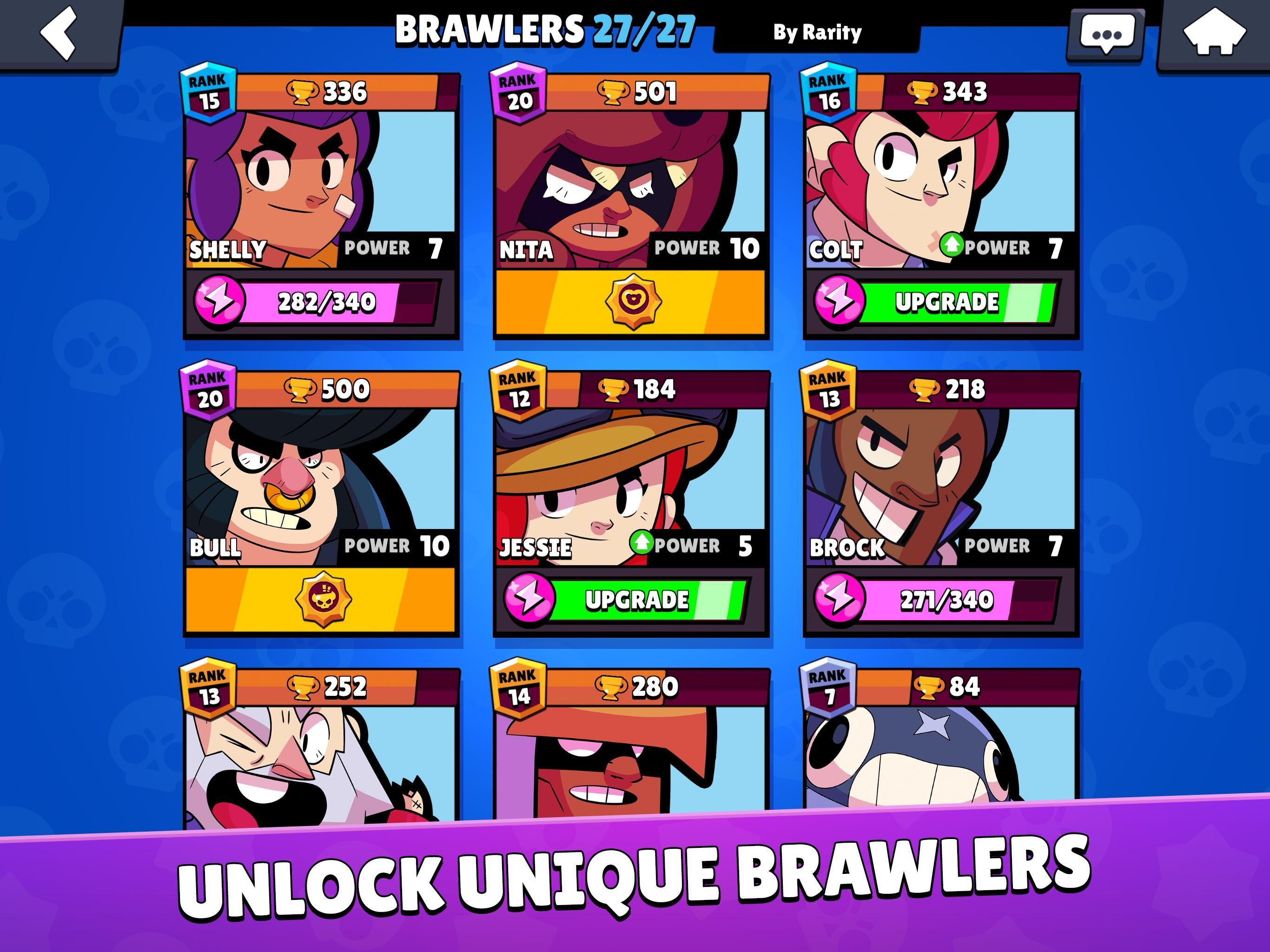 Brawl Stars 28.189 Screenshot 17