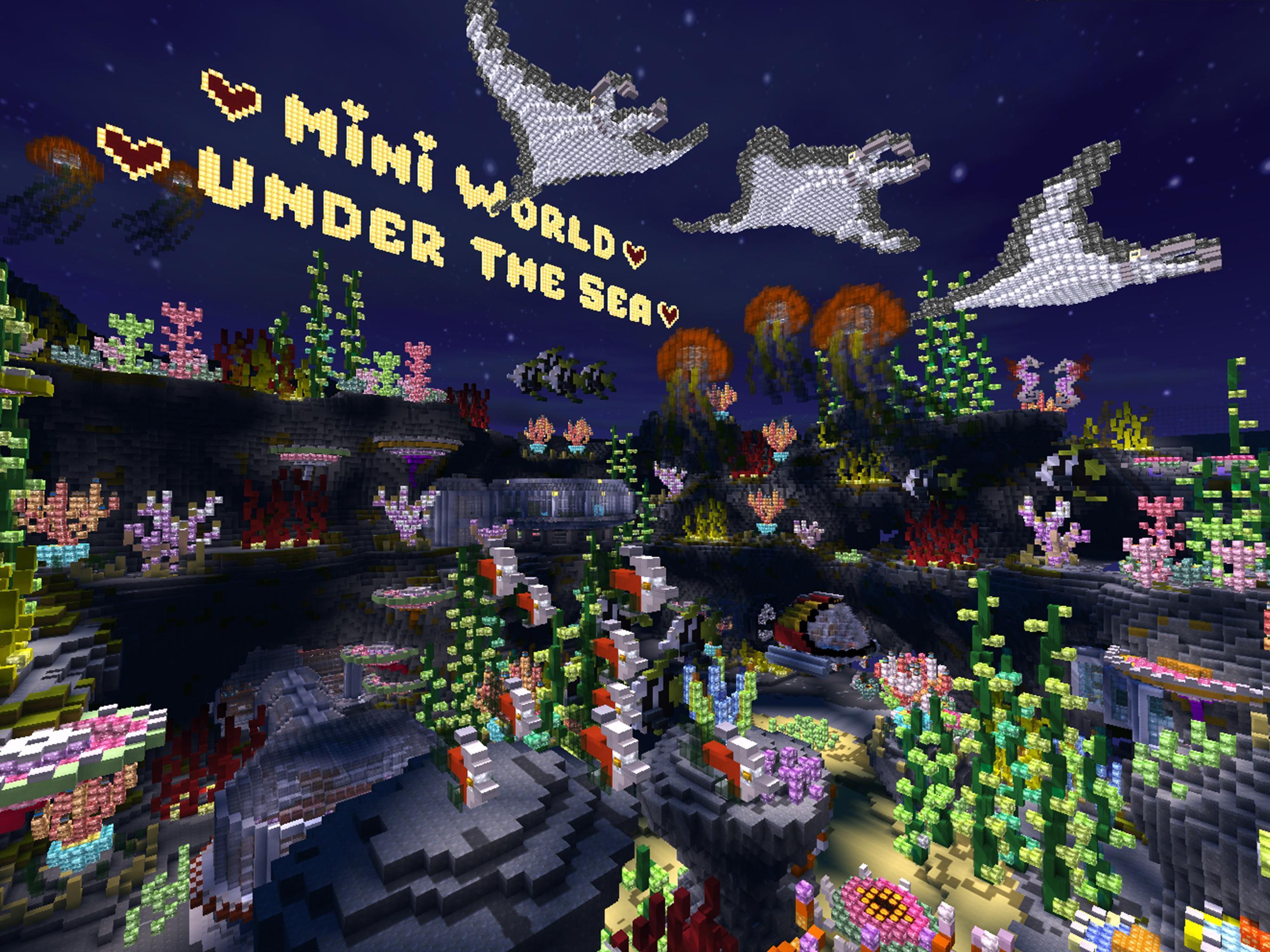 Mini World Block Art 0.49.5 Screenshot 18