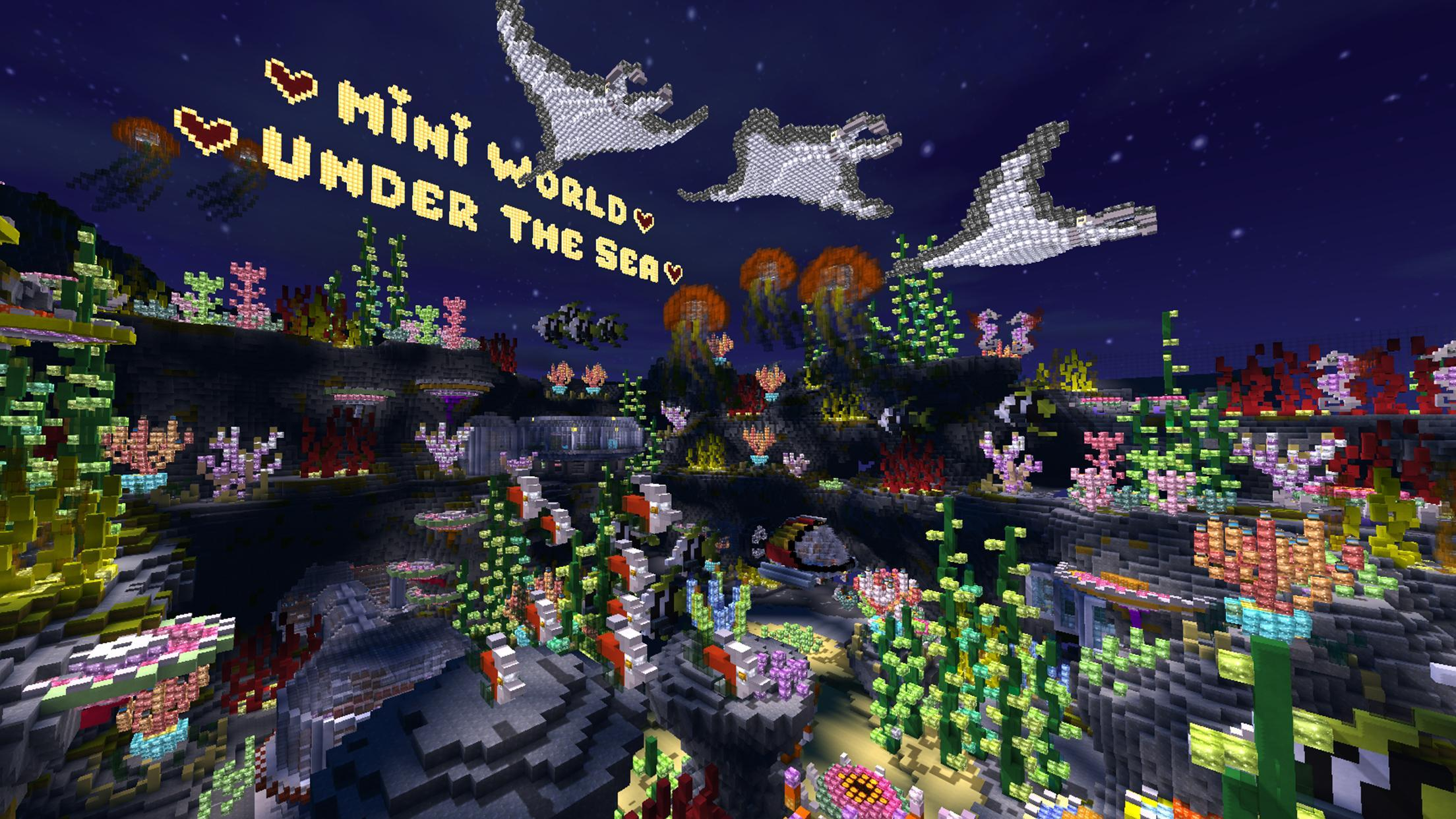 Mini World Block Art 0.49.5 Screenshot 2