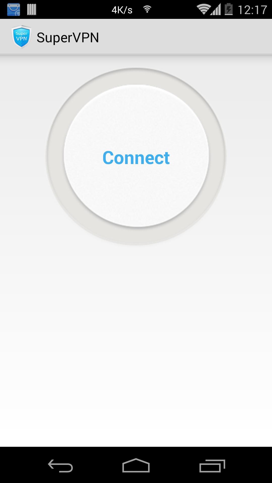 SuperVPN Free VPN Client 2.6.7 Screenshot 1