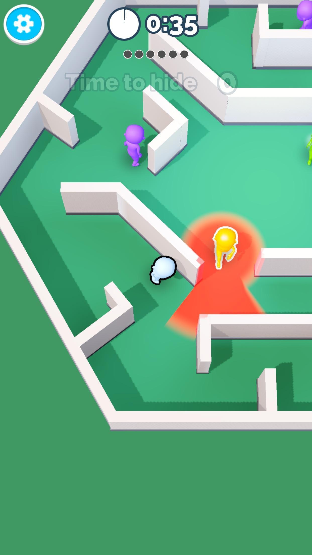 Hide 'N Seek! 1.3.2 Screenshot 4