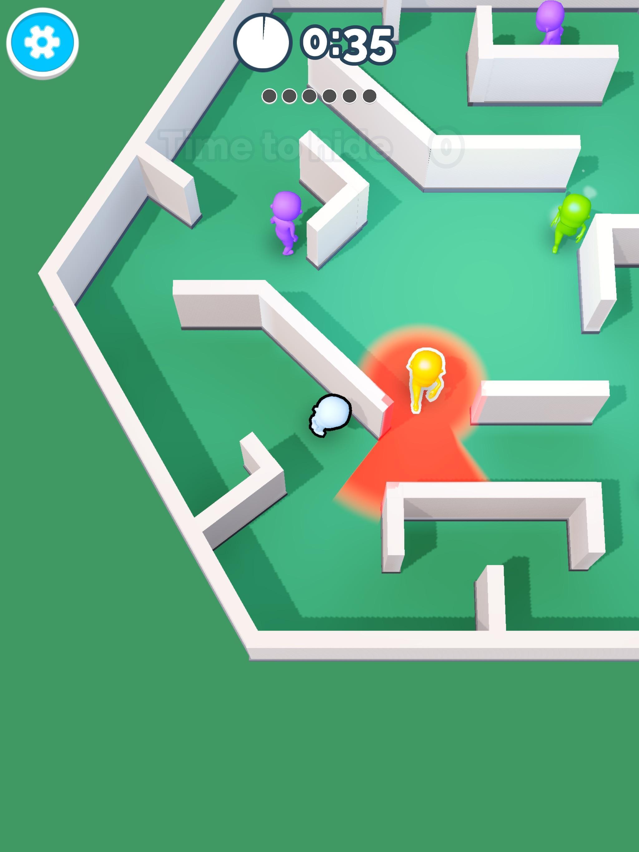 Hide 'N Seek! 1.3.2 Screenshot 8