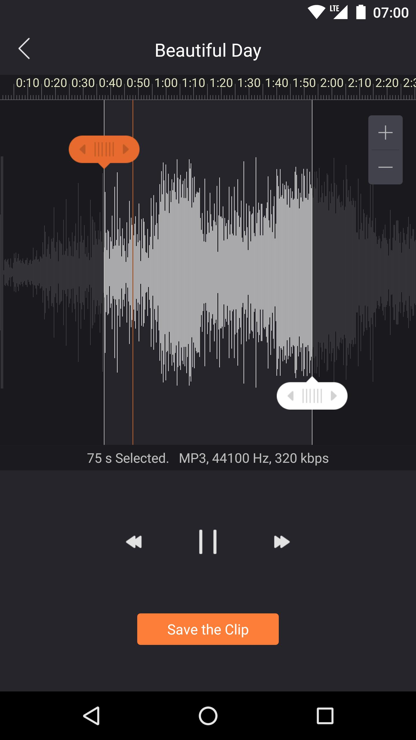 Music Player - just LISTENit, Local, Without Wifi 1.6.58_ww Screenshot 5