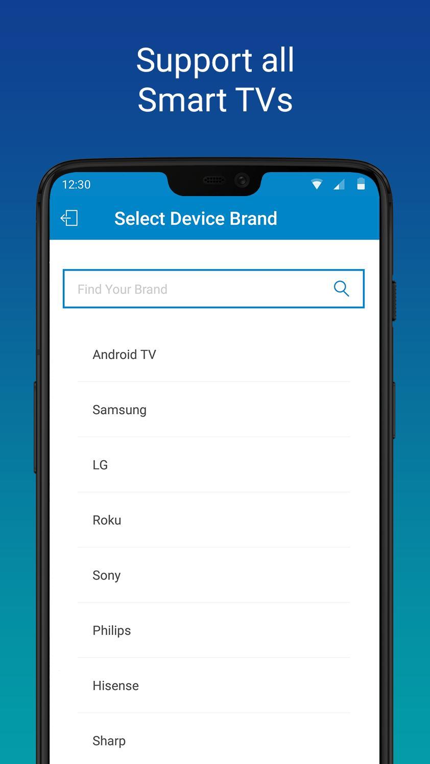 SURE Smart Home and TV Universal Remote 4.24.129.20200311 Screenshot 1