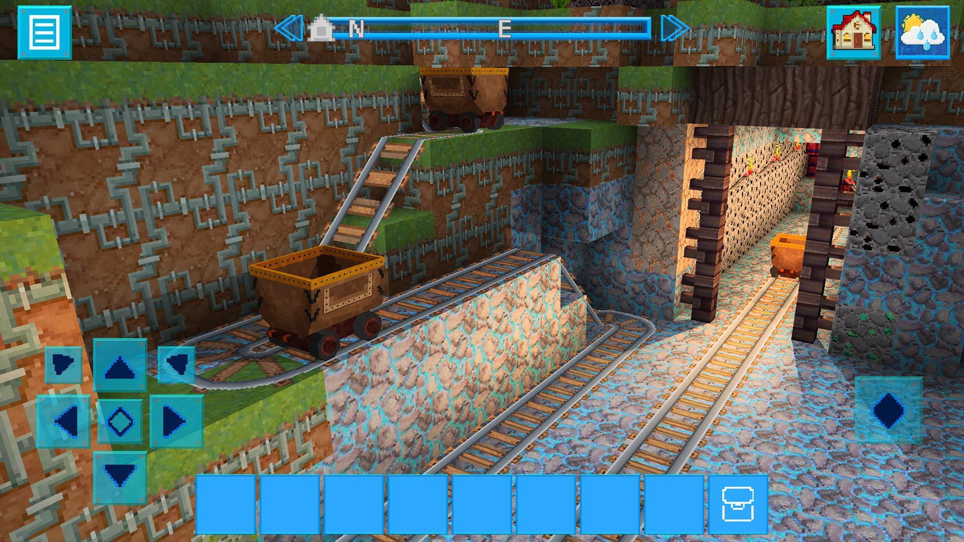RoboCraft Building & Survival Craft - Robot World 5.0.5 Screenshot 12