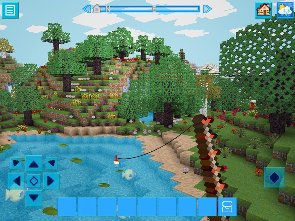 RoboCraft Building & Survival Craft - Robot World 5.0.5 Screenshot 24