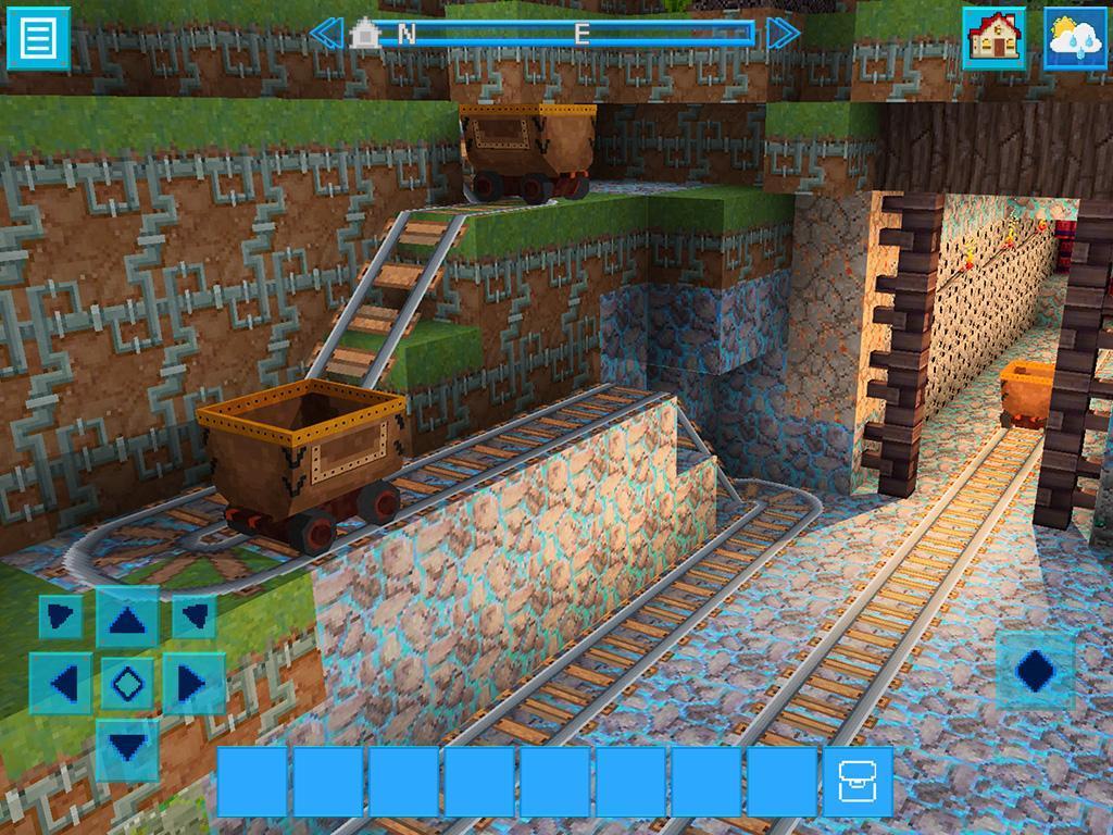 RoboCraft Building & Survival Craft - Robot World 5.0.5 Screenshot 4
