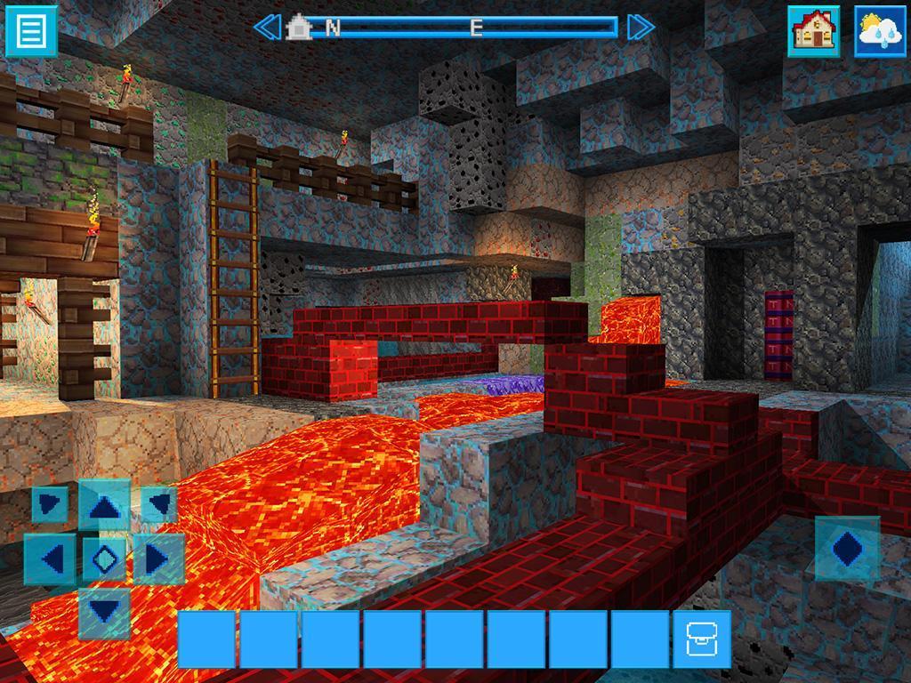 RoboCraft Building & Survival Craft - Robot World 5.0.5 Screenshot 5