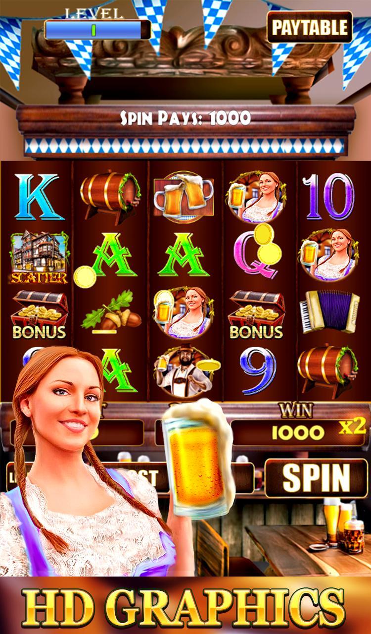 Bierfest Free Slots Machine 2.1 Screenshot 2