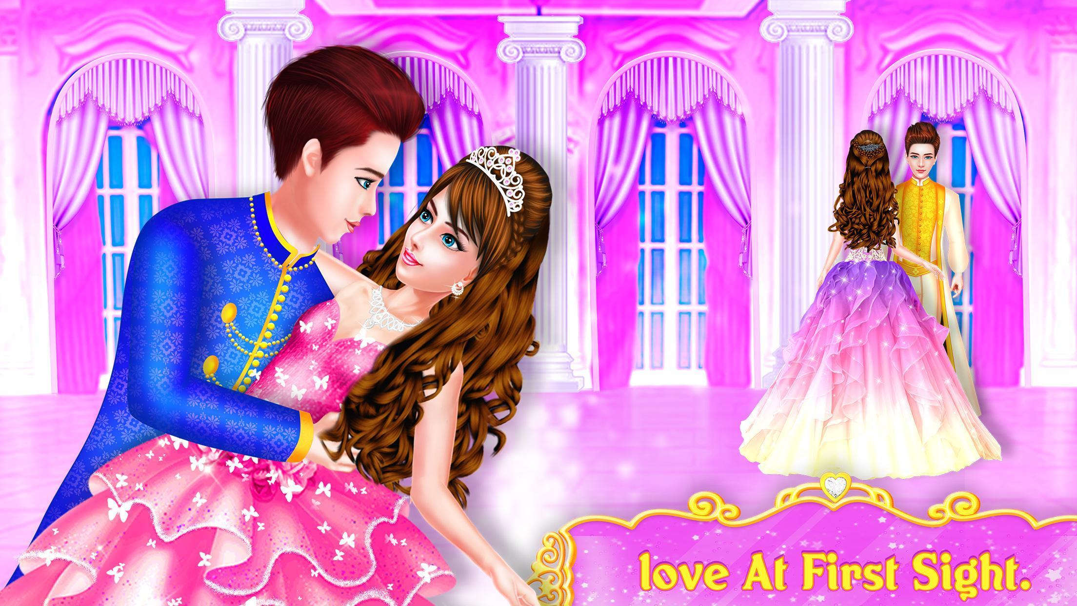 Prince Charles Love Crush Story 1.7 Screenshot 1