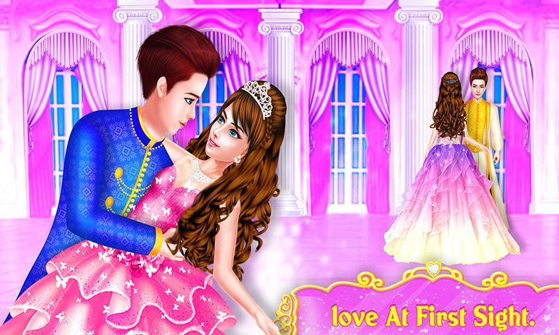 Prince Charles Love Crush Story 1.7 Screenshot 13