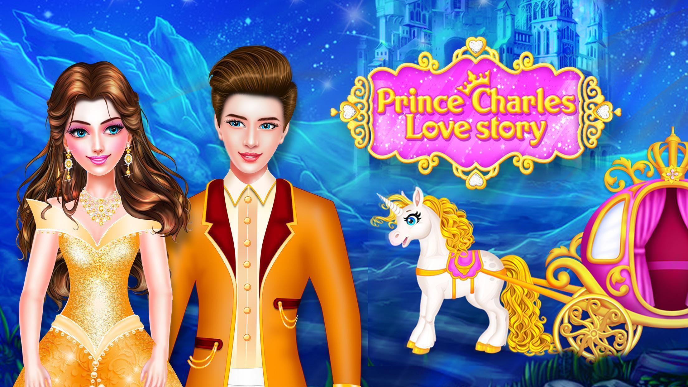 Prince Charles Love Crush Story 1.7 Screenshot 3