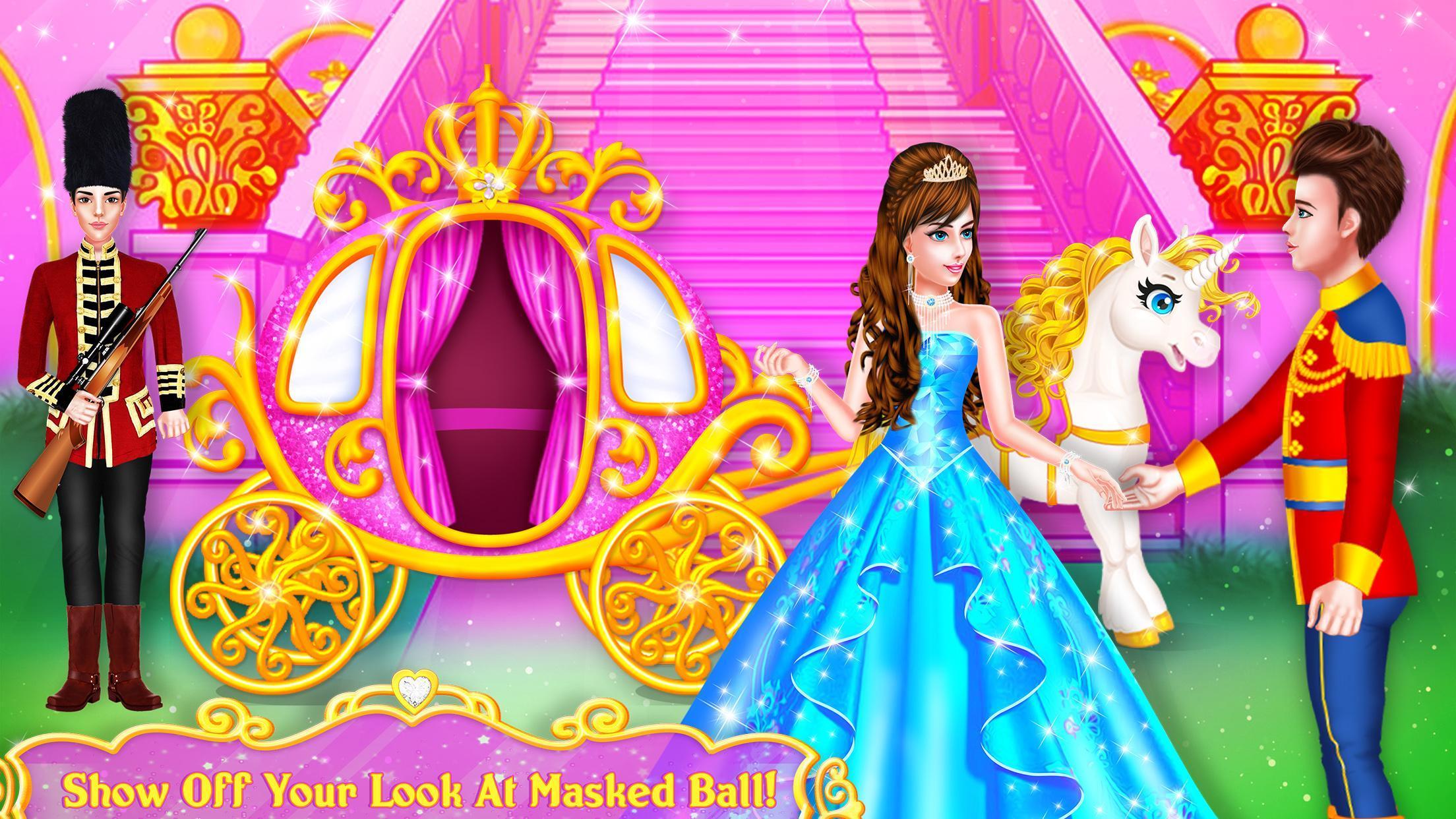 Prince Charles Love Crush Story 1.7 Screenshot 5