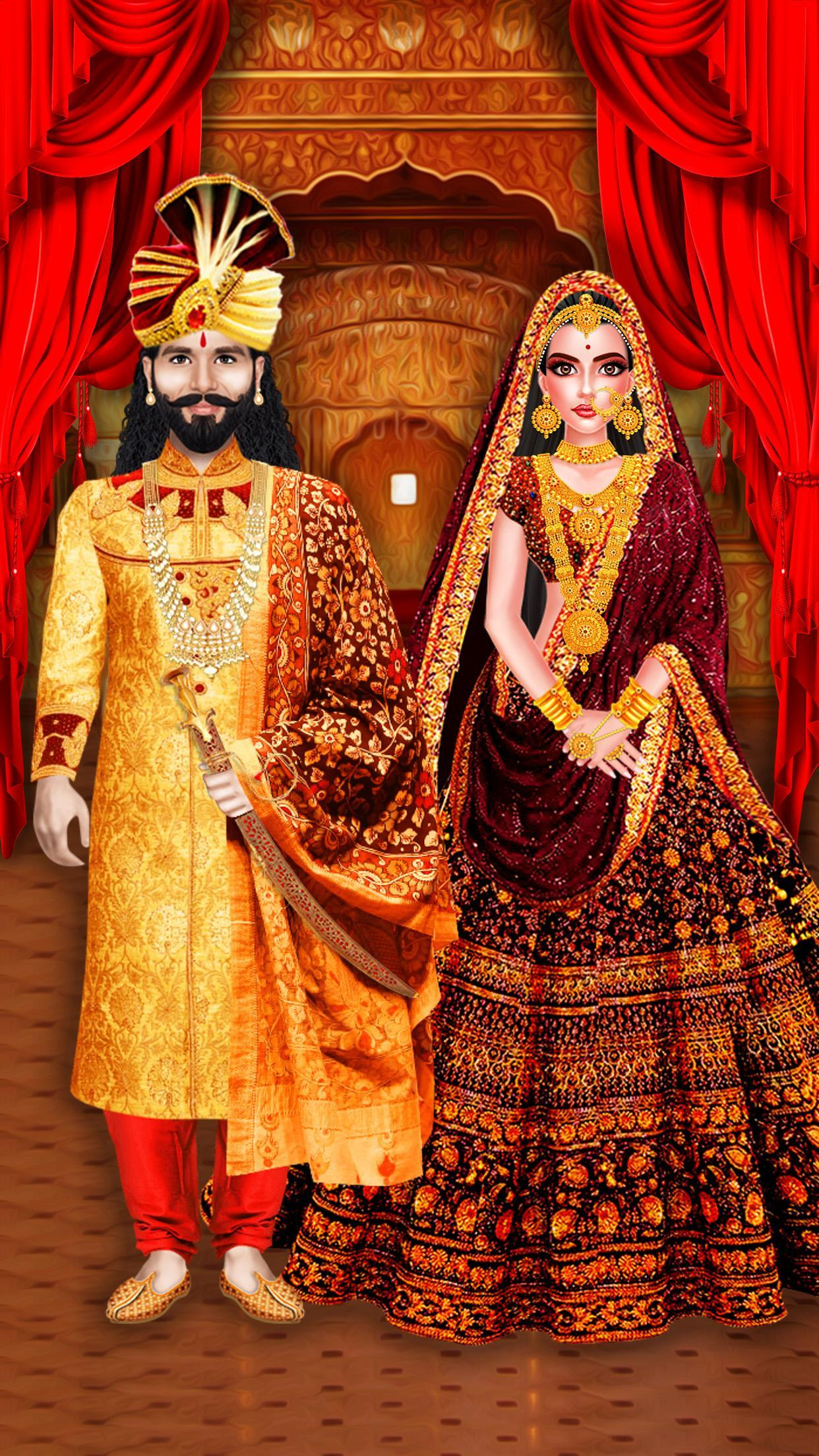 Rani Padmavati 2 : Royal Queen Wedding 1.9 Screenshot 1