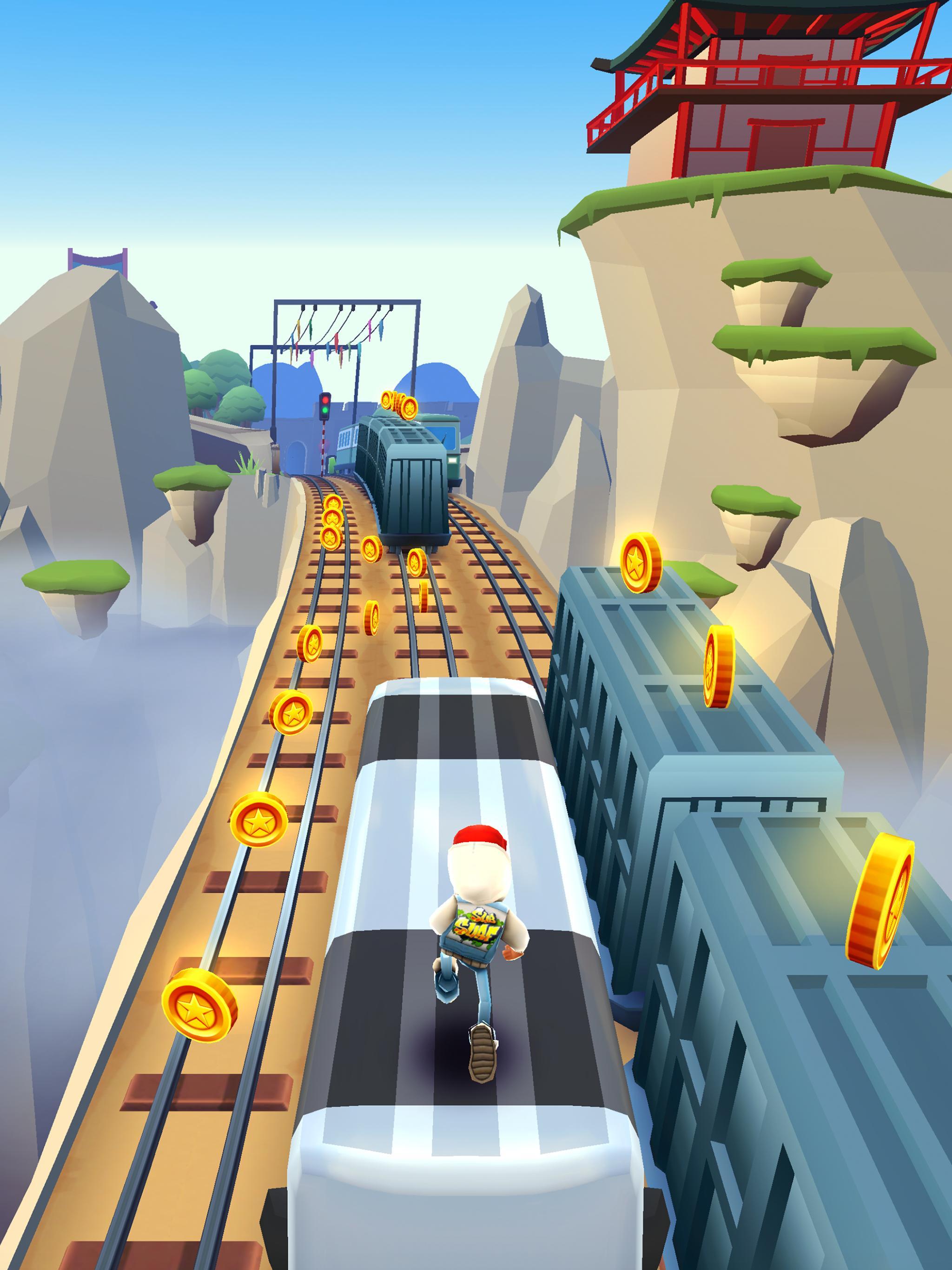 Subway Surfers 2.9.0 Screenshot 10