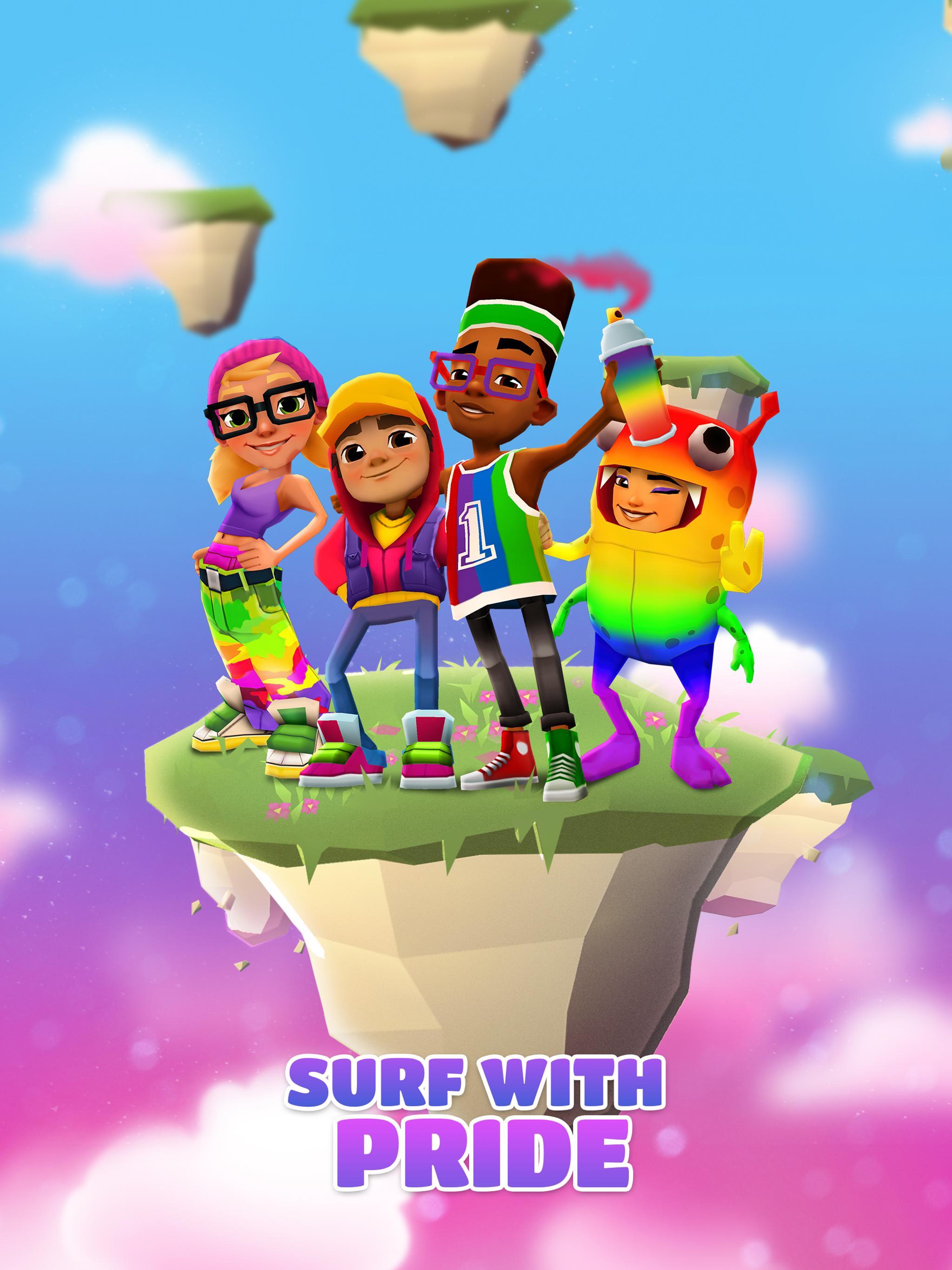 Subway Surfers 2.9.0 Screenshot 13