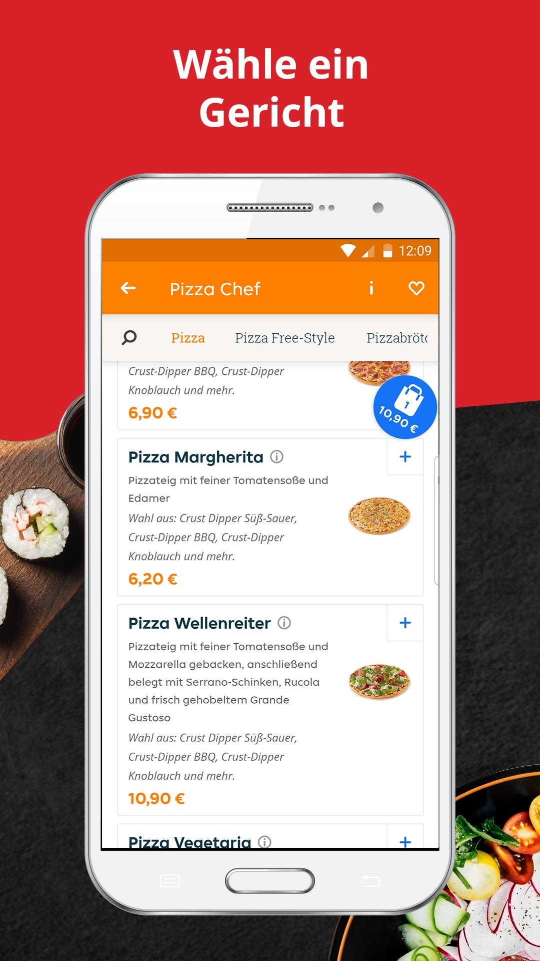 LIEFERHELD | Order Food 6.9.0 Screenshot 3