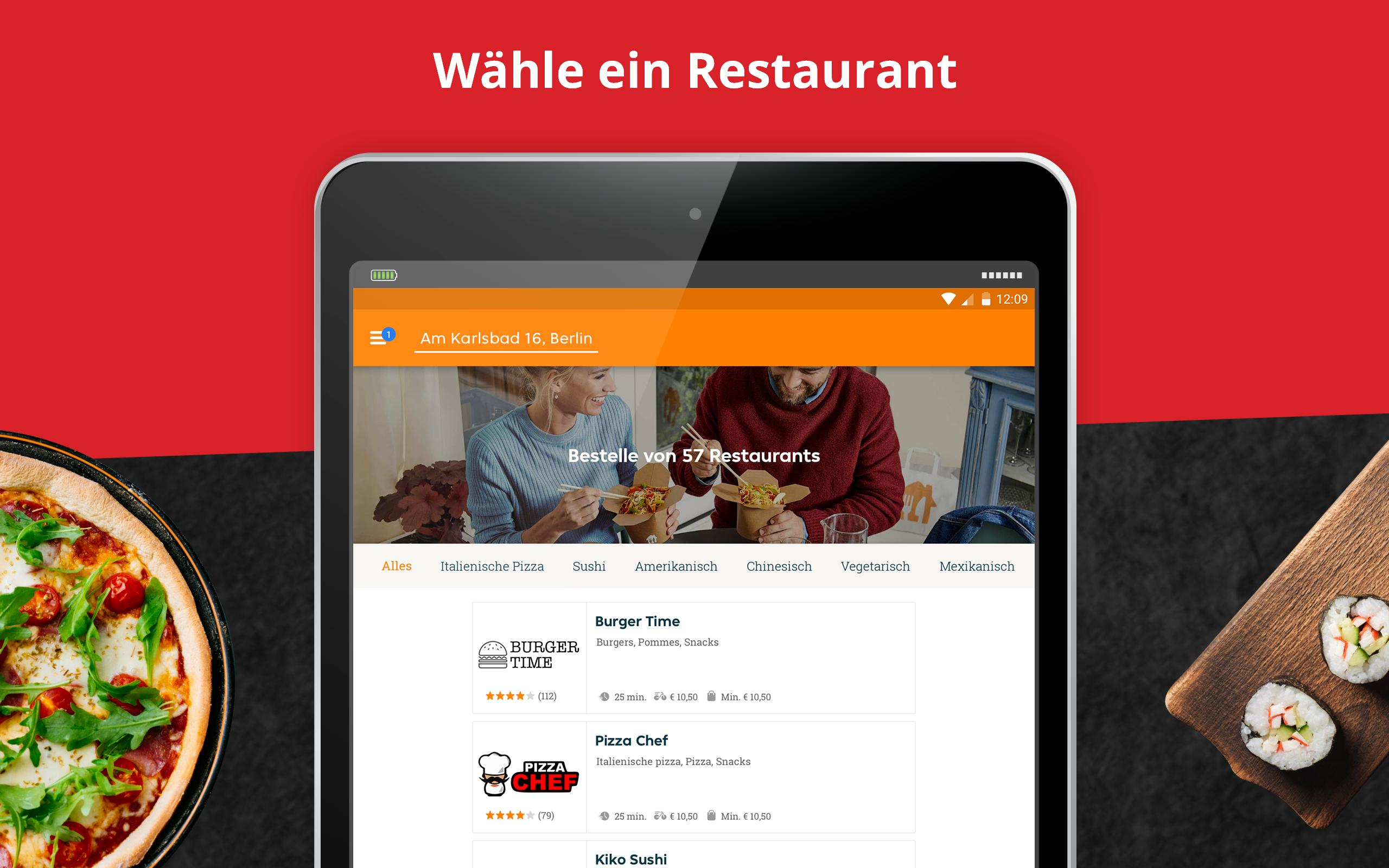LIEFERHELD | Order Food 6.9.0 Screenshot 7
