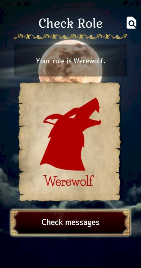 Werewolf In a Cloudy Village 5.1.1 Screenshot 4