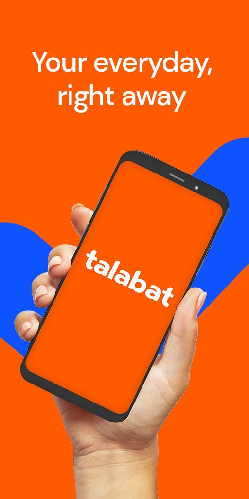 talabat Food & Grocery Delivery 7.4.8 Screenshot 1