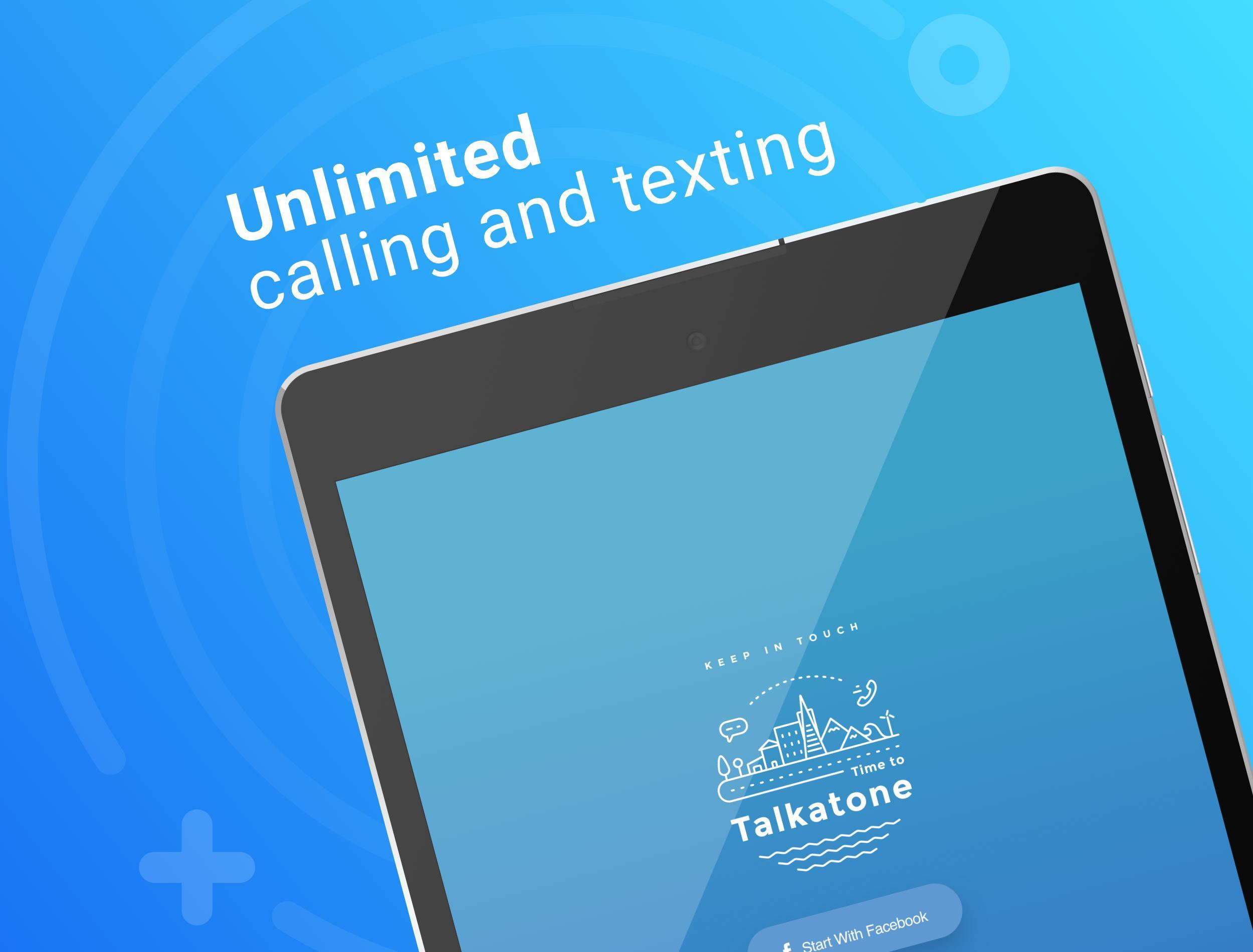Talkatone Free Texts, Calls & Phone Number 6.4.2 Screenshot 8
