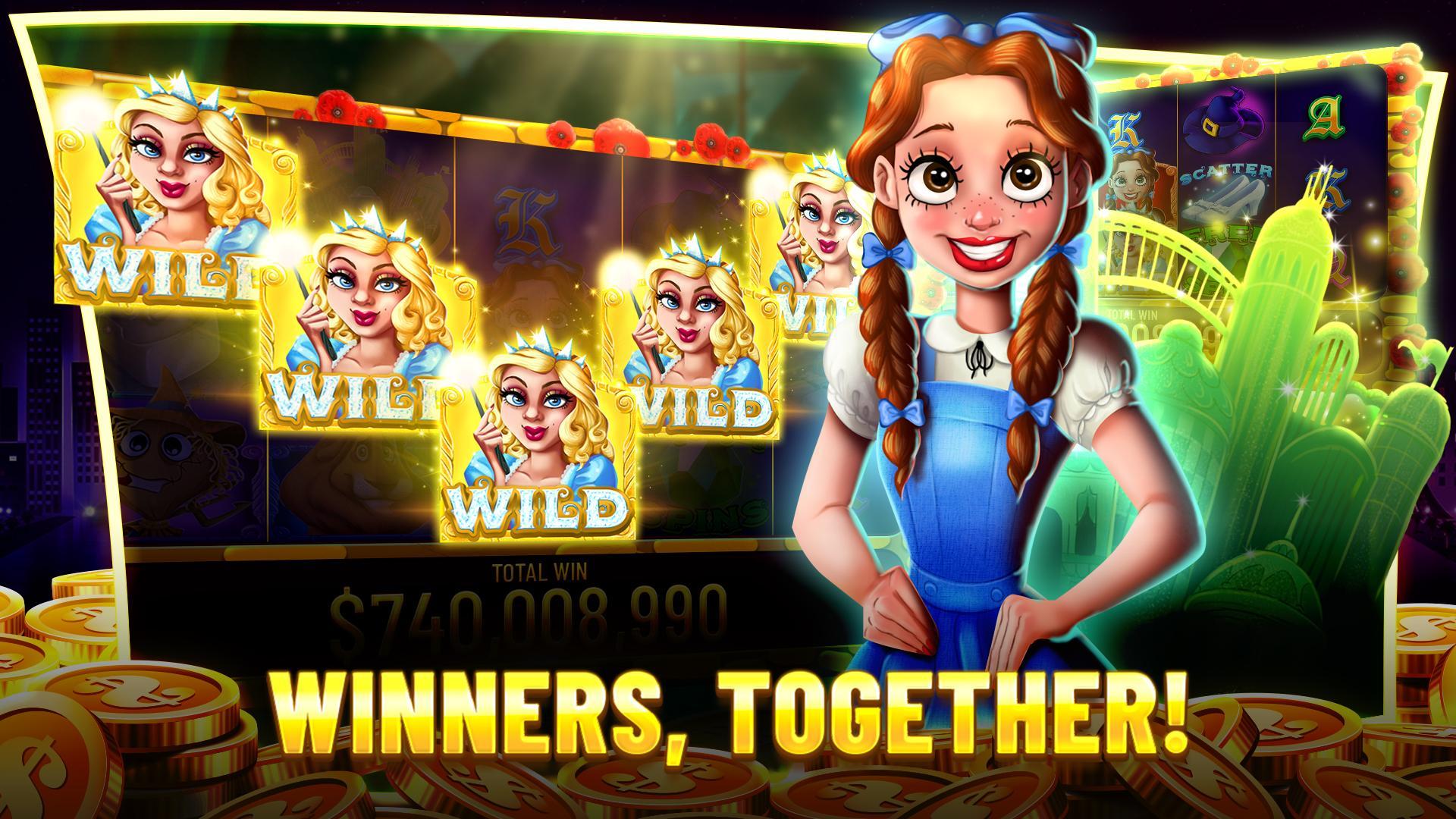 Best Casino Slots 777 Vegas Slots Games 4.5.8 Screenshot 1