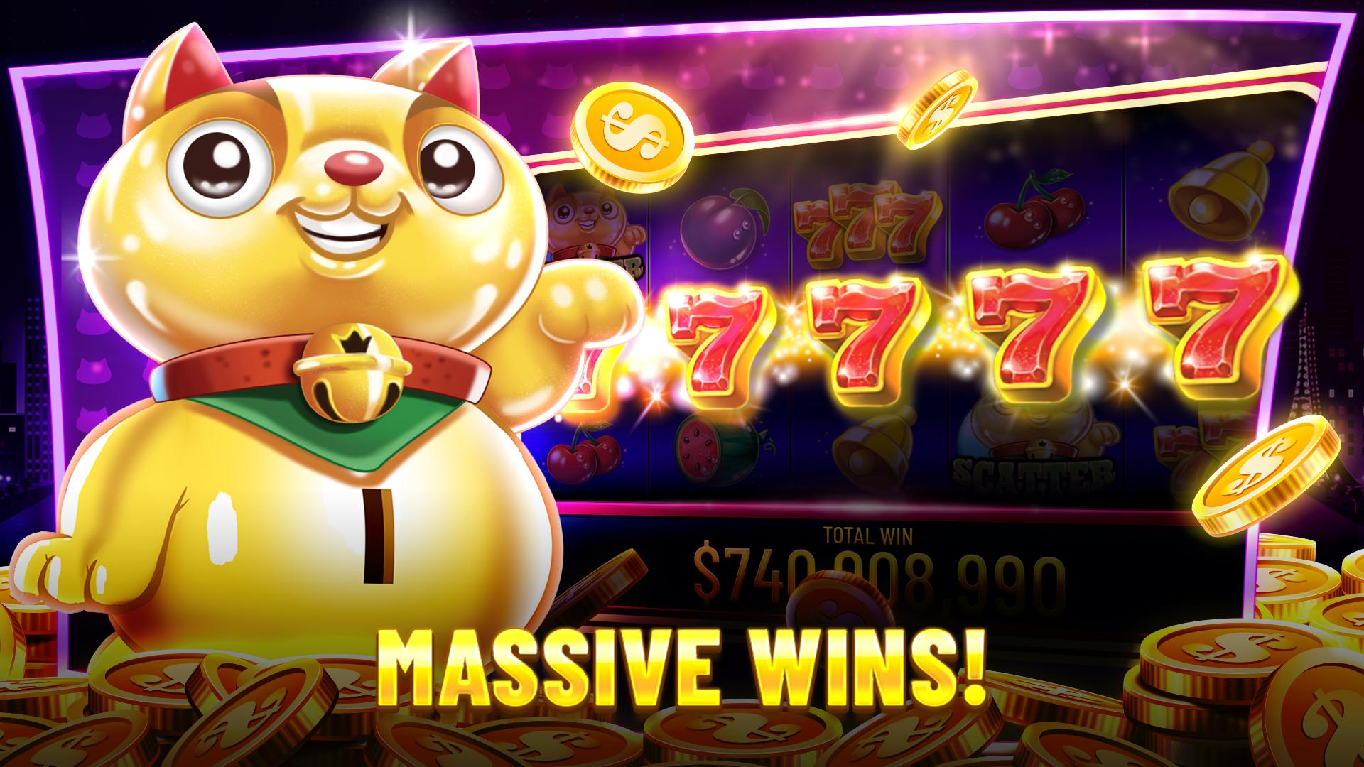 Best Casino Slots 777 Vegas Slots Games 4.5.8 Screenshot 4