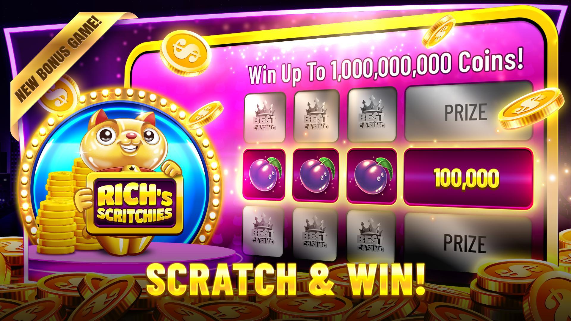 Best Casino Slots 777 Vegas Slots Games 4.5.8 Screenshot 6