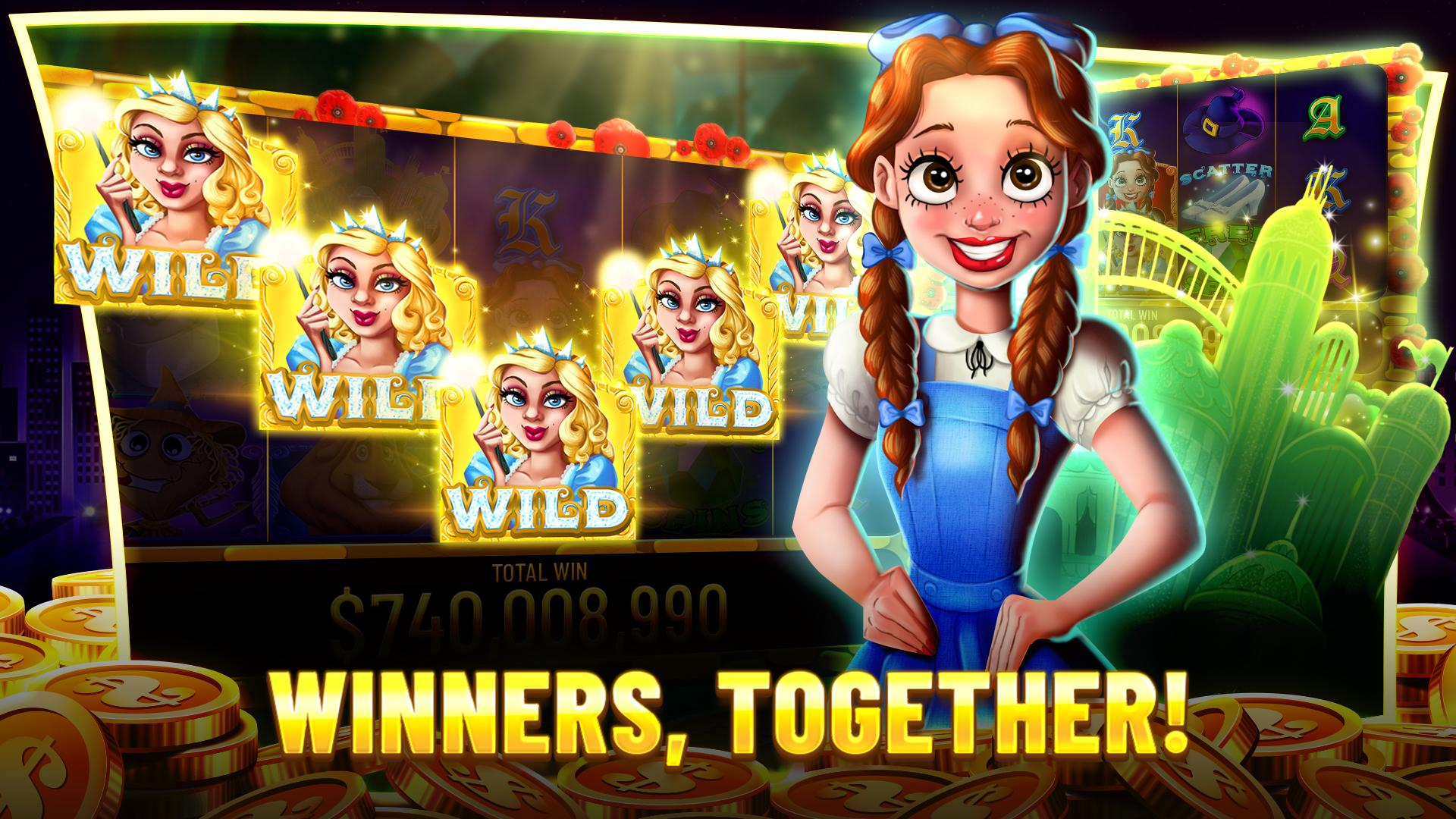 Best Casino Slots 777 Vegas Slots Games 4.5.8 Screenshot 7