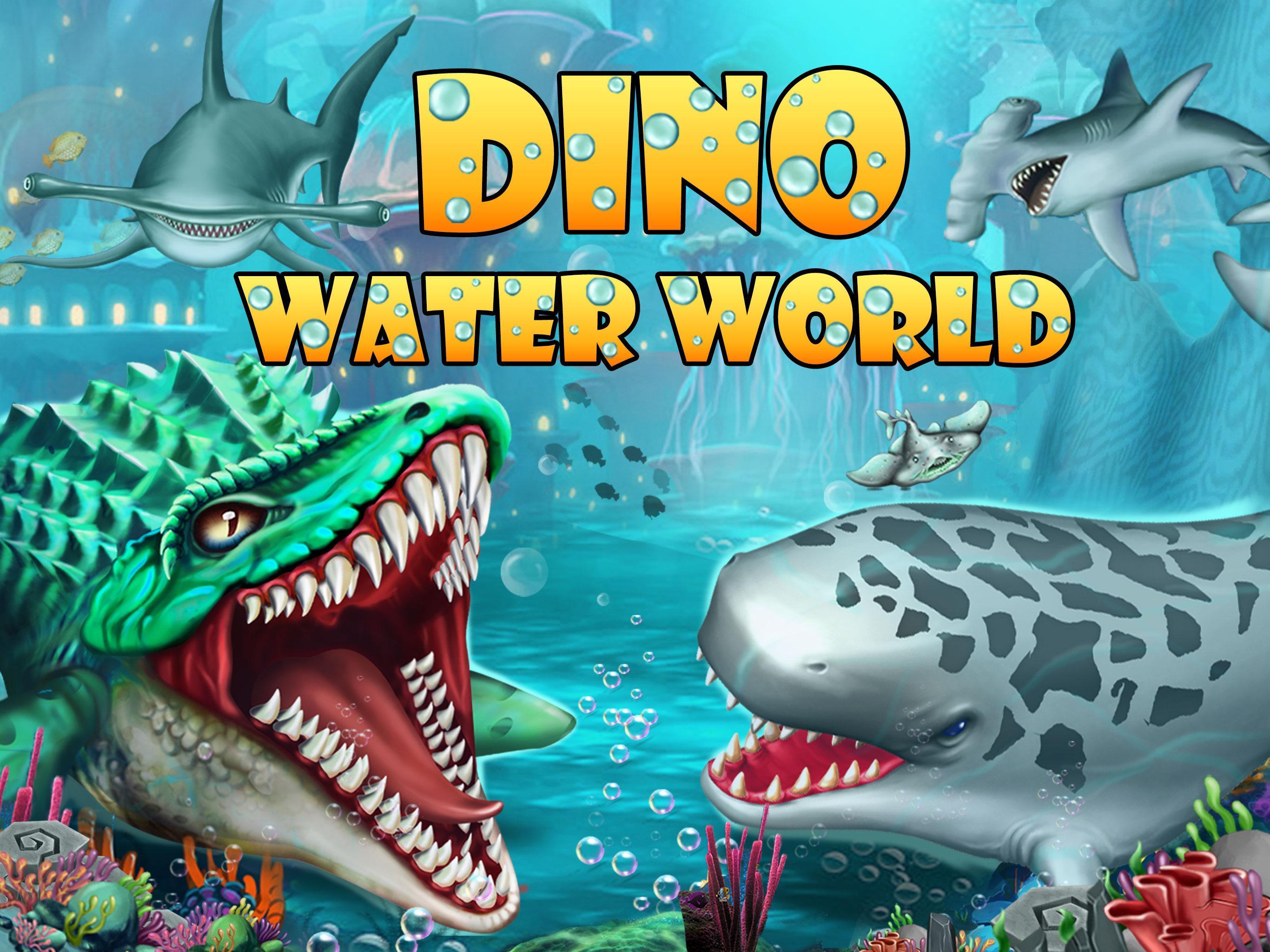 Jurassic Dino Water World 11.81 Screenshot 1