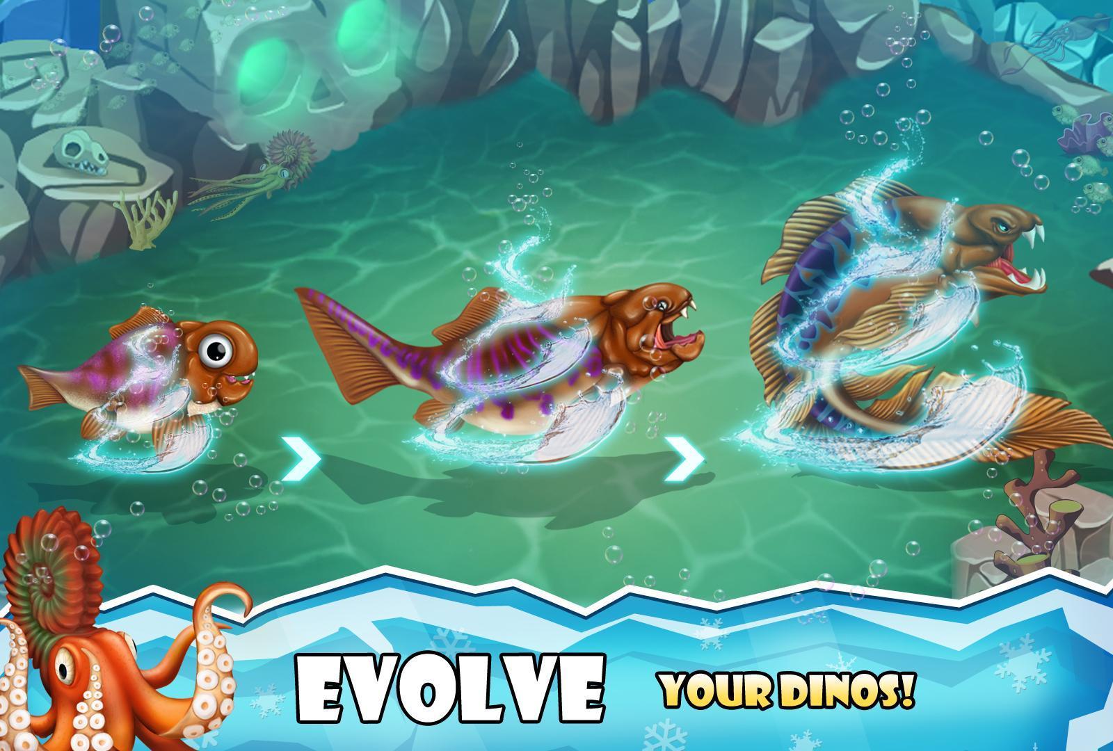 Jurassic Dino Water World 11.81 Screenshot 15