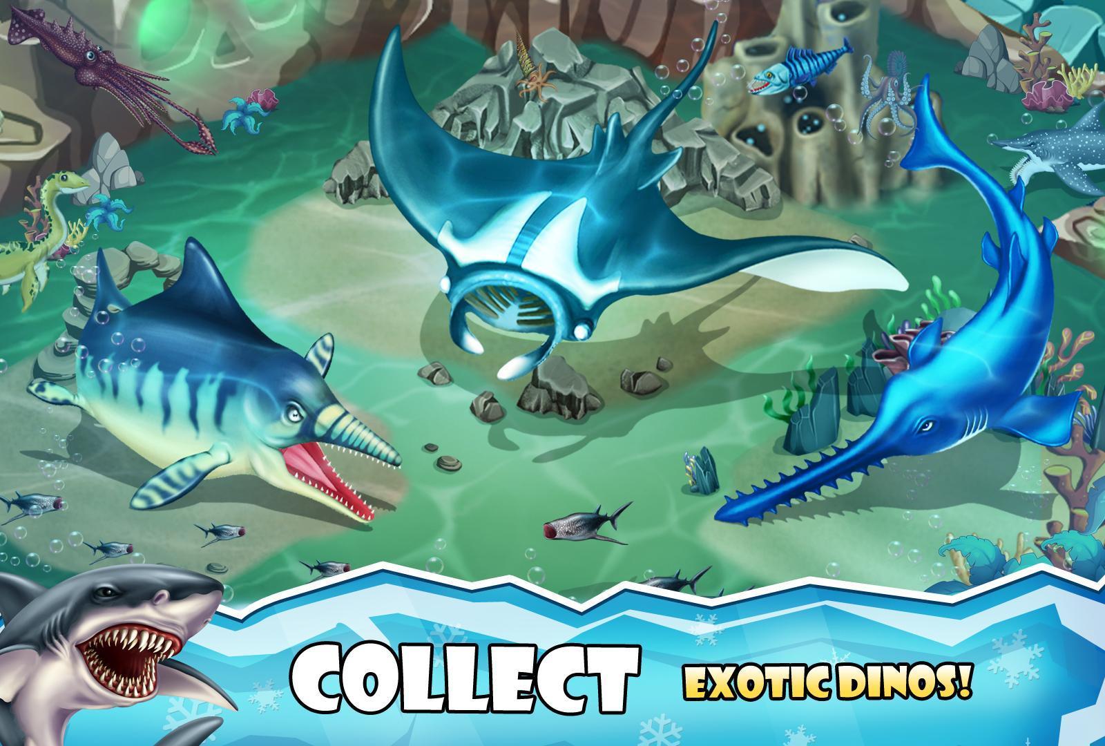 Jurassic Dino Water World 11.81 Screenshot 2