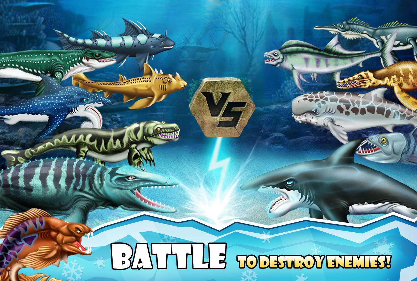 Jurassic Dino Water World 11.81 Screenshot 3