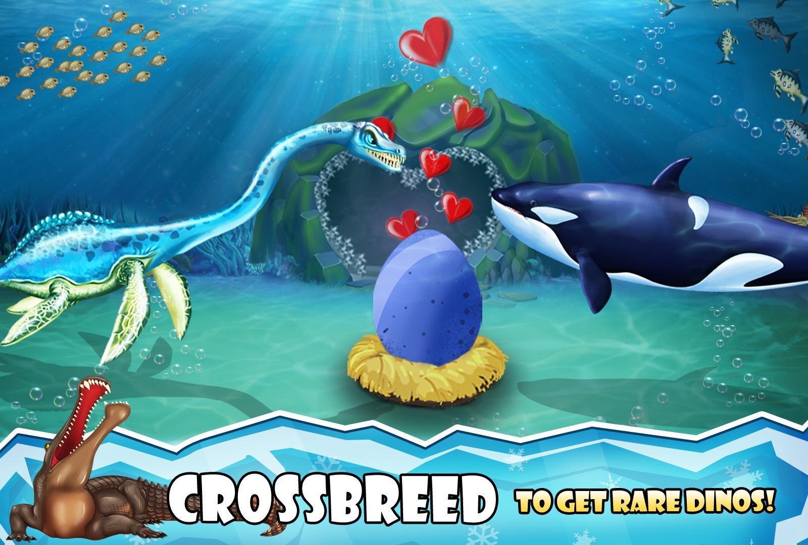 Jurassic Dino Water World 11.81 Screenshot 4