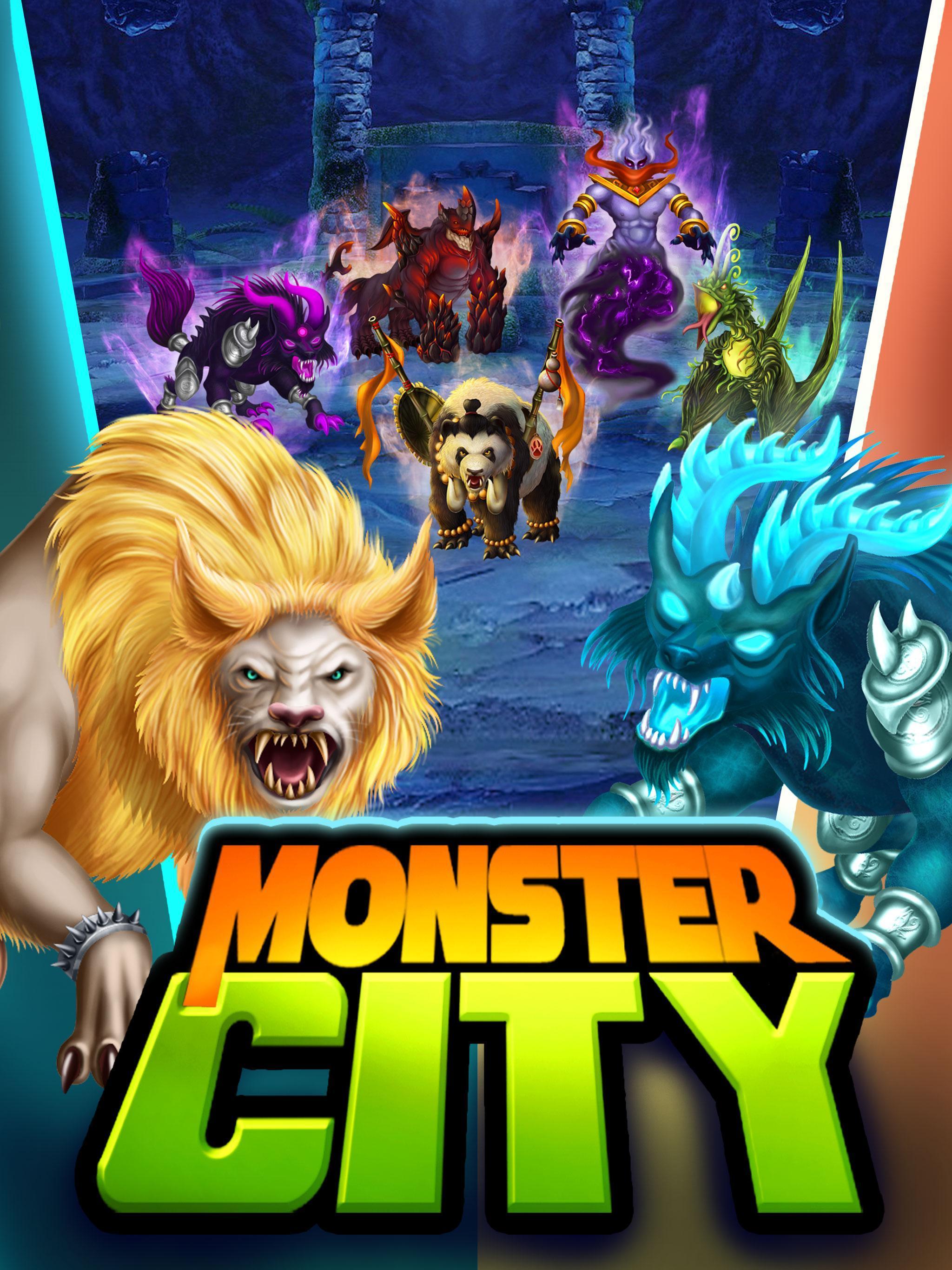 Monster City 11.02 Screenshot 1