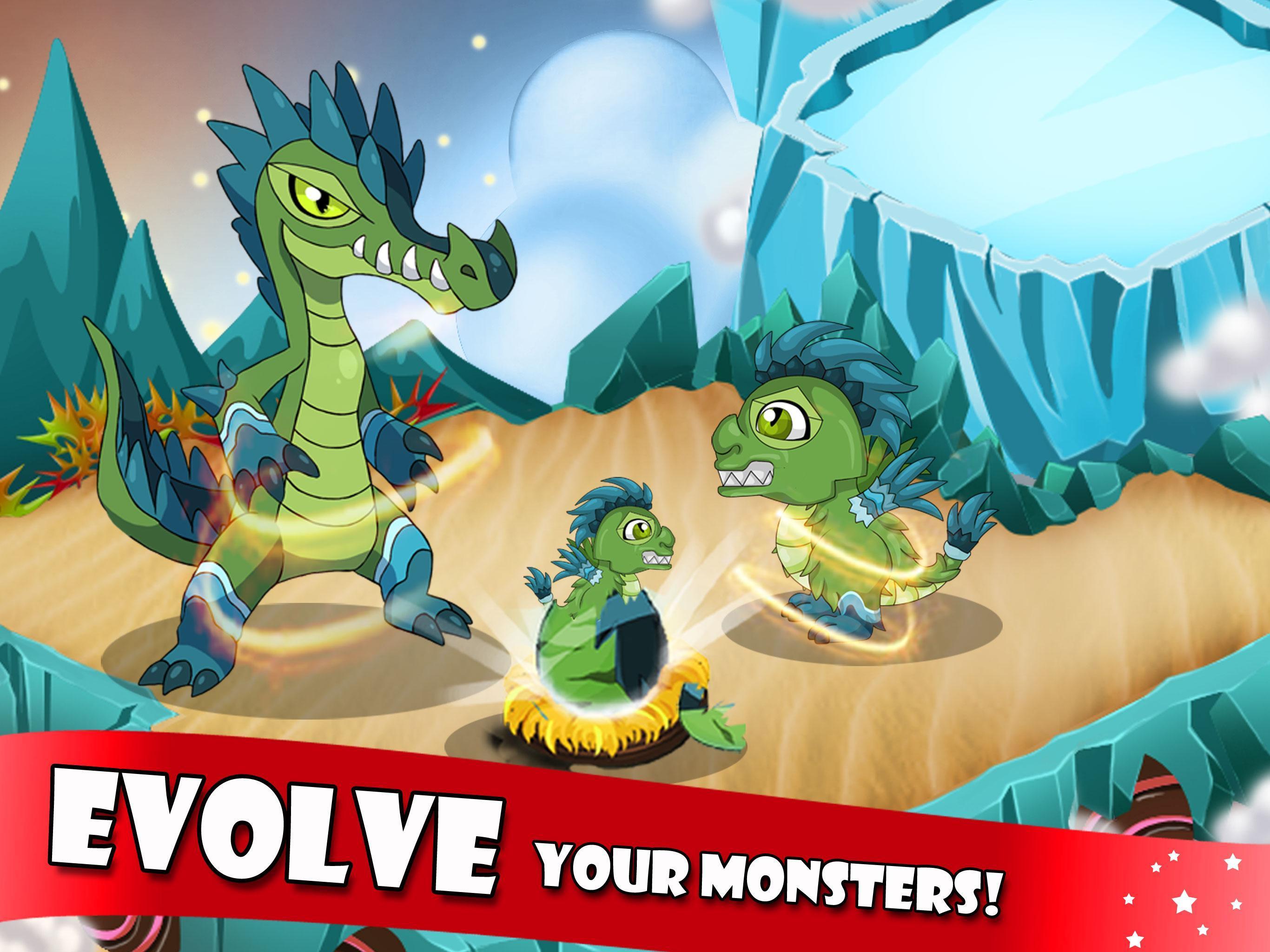 Monster City 11.02 Screenshot 3