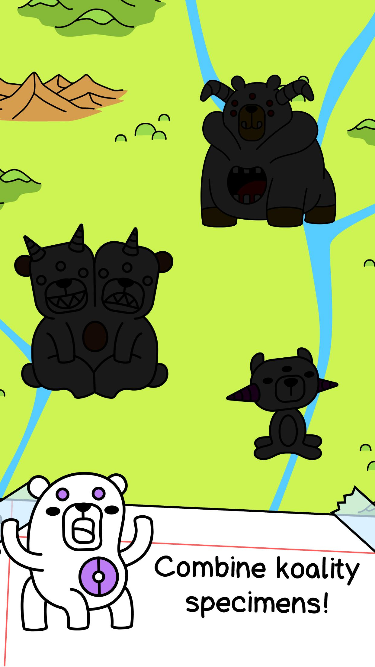 Bear Evolution UnBEARably Fun Clicker Game 1.0 Screenshot 3