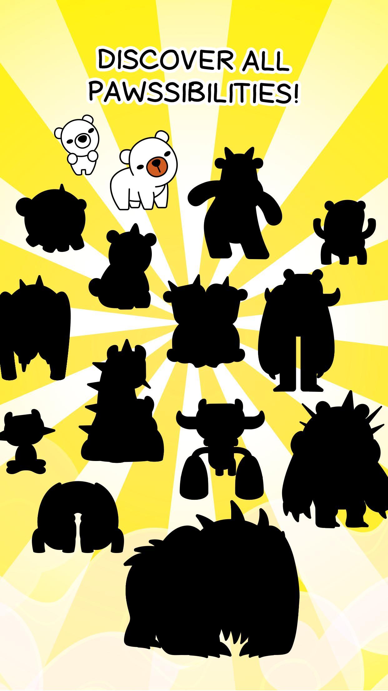 Bear Evolution UnBEARably Fun Clicker Game 1.0 Screenshot 4